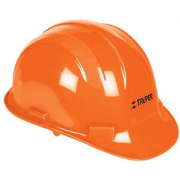 Casco de Seguridad Ajuste con ratchet Naranja, Resistencia Electrica 2200 V, CAS-N 14292 Truper