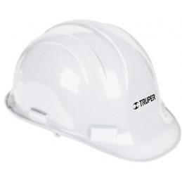 Casco de Seguridad Ajuste con ratchet Blanco, Resistencia Electrica 2200 V, CAS-B 10370 Truper