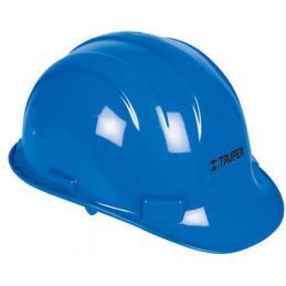 Casco de Seguridad Ajuste con ratchet Azul, Resistencia Electrica 2200 V, CAS-Z 10371 Truper