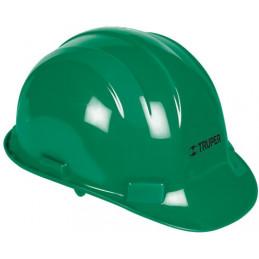 Casco de Seguridad Ajuste con ratchet Verde, Resistencia Electrica 2200 V, CAS-V 10374 Truper
