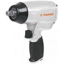 "Llave Neumatica Pistola de Impacto 1/2"", Carcasa de Aluminio Pulido, TPN-731-EX 18242 Truper"