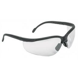 Lentes de Seguridad Vision Transparente, 100% Policarbonato con UV Antirayadura, LEDE-ST 14301 Truper