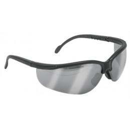 Lentes de Seguridad Vision Espejo Plata, 100% Policarbonato con UV Antirayadura, LEDE-EP 10825 Truper