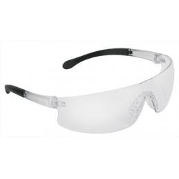 Lentes de Seguridad Ultraligero Transparente, 100% Policarbonato con UV Antirayadura, LEN-LT 14293 Truper