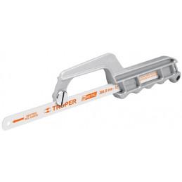 """Mini Arco de Aluminio 12"""" con Sierra de 18 dpp, para corte en espacios reducidos, MAT-12 10236 Truper"""