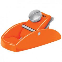 """Mini Cepillo para Carpintero Ancho de Corte 1"""", en Hierro Ductil, para trabajos de presicion, CH-3 12022 Truper"""