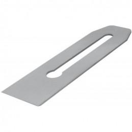 """Hoja para Cepillo Ancho de Corte 2 3/8"""", en Acero alto carbono, CU-C6 12036 Truper"""