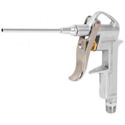 Pistola Metalica para Sopletear, Cuerpo de Aluminio Presion Max 90PSI, 1/4 NPT, PISO-695 19235 Truper
