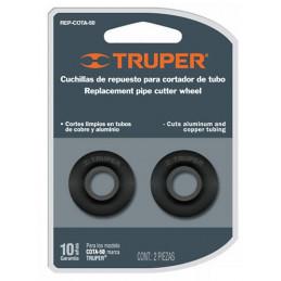 Cuchilla de Repuesto para Cotadora de Tubo COTA-50, REP-COTA-50 12864 Truper