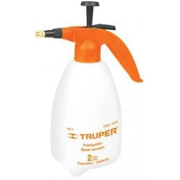 Fumigador domestico 2 litros 0.5 Galones, Boquilla de Laton Ajustable, FDO-2 10235 Truper