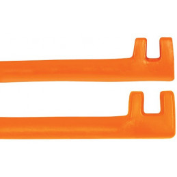 """Grifa de 2 Bocas 1/2"""" y 5/8"""", Ideal para doblar varillas de acero 3/8"""" y 1/2"""", GRT-19 10865 Truper"""