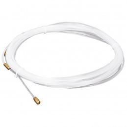 Guia pasa Cable de Nylon 20 Metros, para jalar cable electricos y de Telecomunicaciones, GNY-20 17757 Truper