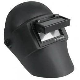 Mascara Careta para Soldar, con lente Abatible, Proteccion Cabeza Cuello, CASO-3 13729 Truper