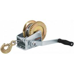 Templadoras de Manivela con Cable 300kg, en acero, ideal para remolque y cargas pesadas, MAW-27C 14719 Truper