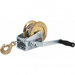 Templadoras de Manivela con Cable 1100kg, en acero, ideal para remolque y cargas pesadas, MAW-91C 14721 Truper