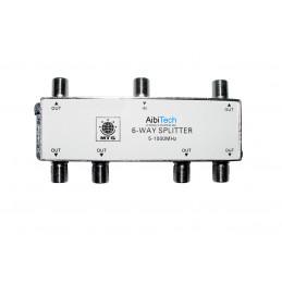 Splitter 6 Salidas CATV
