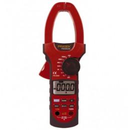 Pinza Amperimetrica Digital Prasek PR-209A, ACDC 750V 1000V 1000A Voltaje Resistencia Capacitancia diodo continuidad