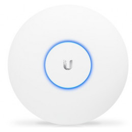 UniFi AC Ubiquiti UAP-AC-PRO, Indoor Outdoor Doble Banda 2.4/5 Ghz 22 dBm antena 3dBi, Incluye POE