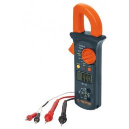 Pinza Amperimetrica Digital 600V 400A, Corriente Voltaje Resistencia Temperatura, MUT-202 10404 Truper