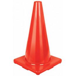 Conos de Precaucion 45 cm, Resistente a Impactos, Peso 1.05 kg, CONO-45 13120 Truper