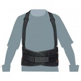 Faja con Tirantes y Cinturon ajustable Talla XG 44-48, cierre con velcro, FAJA-XLX 10956 Truper