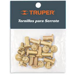 Tornillo para Serrucho 10 Piezas, para modelos selecto dorado y diamante, TOR-SER-10 18175 Truper