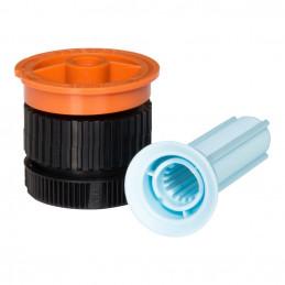 Boquilla 6-VAN para Rociador Emergente 1800 y UNI-Spray, Alcance 1.2 a 1.8m, 0 a 330 grados, 1 a 2.1 bares, 6-VAN Rain Bird