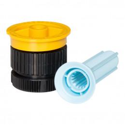 Boquilla 4-VAN para Rociador Emergente 1800 y UNI-Spray, Alcance 0.9 a 1.2m, 0 a 330 grados, 1 a 2.1 bares, 4-VAN Rain Bird