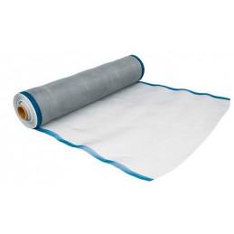 Mallas mosquiteras Plastica grises 30 Metros Calibre 28 Altura 0.90m abertura 1.35mm Peso 2.31KG, TEMO-09PG 44959 Fiero
