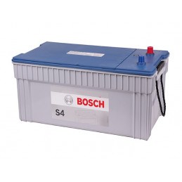 Bateria para Maq Pesada Bosch N200 de 33 Placas 200AH Sellada Polos - + RC 430min. CCA 1130 L 523mm AN 279mm AL 248mm