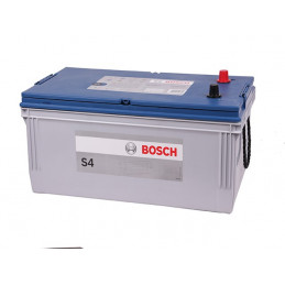 Bateria para Maq Pesada Bosch N150 de 25 Placas 150AH Sellada Polos + - RC 300min. CCA 950 L 508mm AN 222mm AL 241mm