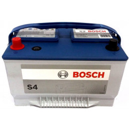 Bateria Automoviles Bosch 17Placas 65-7 MF 85AH - + RC160m CCA850 30.2x18.9x19.1cm