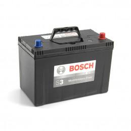 Bateria Automoviles Bosch 17Placas 27MP (NX120-7L) 103AH - + RC194m CCA930 30.3x17.3x22.5cm