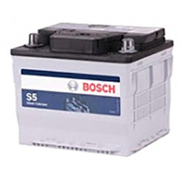 Bateria para Auto Bosch S545D de 11 Placas 45AH Sellada Polos - + RC 80min. CCA 420 L 207mm AN 175mm AL 175mm