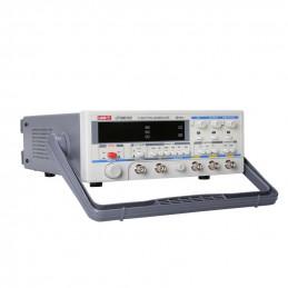 Generador de Funciones 1Hz a 10 MHz, seno, cuadrado, triángulo, rampa, pulso, TTL, UTG-9010C UNI-T