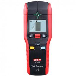 Escaner Laser detector de Materiales ocultos en la pared, metal madera o corriente, UT-387B UNI-T