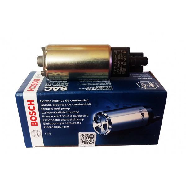 Bomba de Gasolina Bosch Original 0 580 453 470, 1 Pieza, 2.7 a 3 Bar 80 L/h, Uso interno al Tanque