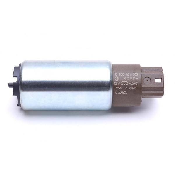 Bomba de Gasolina Bosch Original 0 986 AG1 302, 1 Pieza, 4 Bar 80 L/h, Uso interno al Tanque