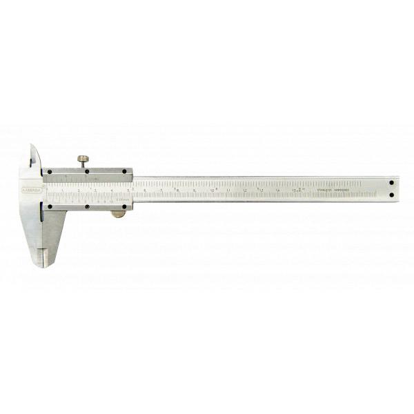 "Calibrador Vernier Pie de Rey 6"" Pulgadas 0 - 150mm Aluminio Kamasa"