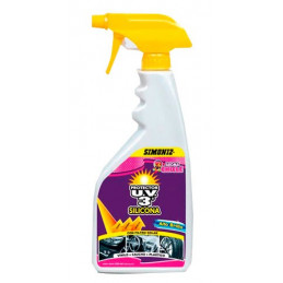 Silicona Protector UV3 Alto Brillo Chicle, 500ml, con filtro solar UV, 7702155000692 SIMONIZ