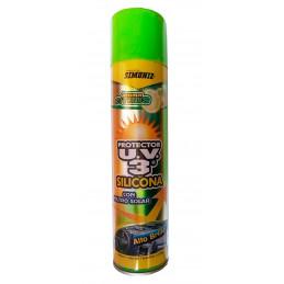Silicona Protector UV3 Alto Brillo Citrus, Aerosol 400ml, Con filtro UV, 7702155003112 SIMONIZ