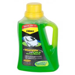 Shampoo con Cera Autobrillante, 1900ml, Lavado, encerado y brillo en un sólo paso, 7702155021109 SIMONIZ