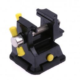 Mini Prensa de Hobby Tornillo de Banco 7301 50mm Ligera y Duradera con abrazadera a cualquier superficie