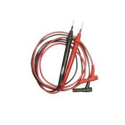 Punta de Prueba Prasek Premium PR-5416, para Multitester Cable rojo y negro