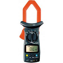 Pinza Amperimetrica Digital Prasek PR-108, ACDC 600V 1000A Voltaje Resistencia Capacitancia Diodo continuidad
