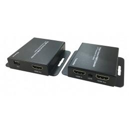 Extensor HDMI Dahua PFM700-E, HDMI Transmision 60m UTP Cat 5E