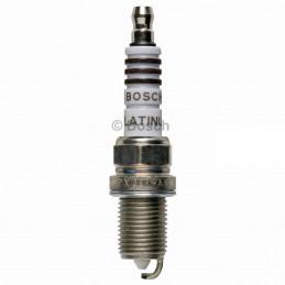 Bujia Bosch Platinum Plus 0242229543 FR8DPX, 0 242 229 543, DR 14mm LR 19mm Luz 1.1mm, Toyota Nissan Daewoo Hyundai i10 Kia