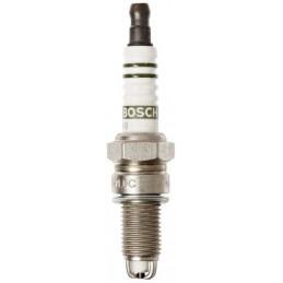 Bujia Bosch Doble Electrodo 0242135500 XR7LDC, 0 242 135 500, DR 12mm LR 19mm Luz 0.8mm, BMW