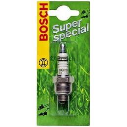 Bujia Bosch Para Moto 0241145005 X5DC, 0 241 145 005, DR 12mm LR 19mm Luz 0.6mm, Honda Zongshen Pulsar Honda Yamaha Kawasaki
