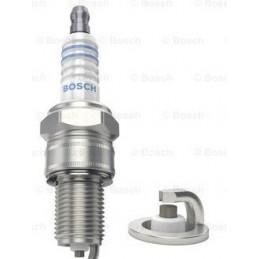 Bujia Bosch Niquel 0242235707 WR7DCX+, 0 242 235 707, DR 14mm LR 19mm Luz 1.1mm,